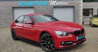 2013 BMW 3 SERIES 2.0 320D SPORT 4d AUTO 184 BHP £11150.00