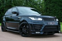 USED 2015 15 LAND ROVER RANGE ROVER SPORT 3.0 SD V6 HSE 4X4 (s/s) 5dr NAV+360 CAM.+PAN ROOF+LDW+SDC