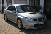 USED 2007 S SUBARU IMPREZA 2.5 WRX STI TYPE UK 4d 276 BHP A little bit of Automotive Magic wrapped in a saloon car and and appreciating classic with full Service History.