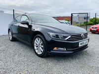 USED 2015 15 VOLKSWAGEN PASSAT 2.0 SE BUSINESS TDI BLUEMOTION TECHNOLOGY 4d 148 BHP