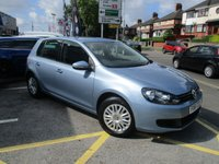 USED 2011 61 VOLKSWAGEN GOLF 1.2 S TSI 5d 103 BHP Low Mileage & Full Service History