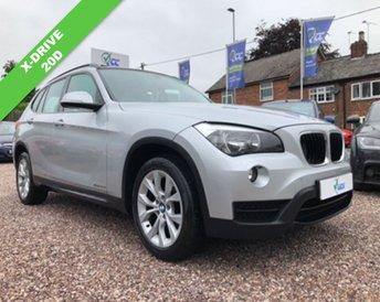 2013 BMW X1 2.0 XDRIVE20D SPORT 5d 181 BHP £14995.00