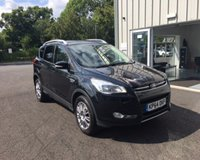 USED 2015 64 FORD KUGA 2.0 TDCI TITANIUM 140 BHP THIS VEHICLE IS AT SITE 1 - TO VIEW CALL US ON 01903 892224