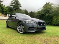 USED 2012 62 BMW 1 SERIES 3.0 M135I 5d 316 BHP