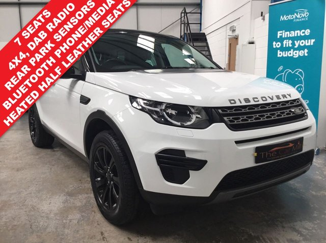 2015 15 LAND ROVER DISCOVERY SPORT 2.2 SD4 SE 5d 190 BHP