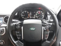 USED 2013 13 LAND ROVER DISCOVERY 3.0 4 SDV6 HSE 5d AUTO 255 BHP ONE OWNER 7 SEATS FULL HISTORY