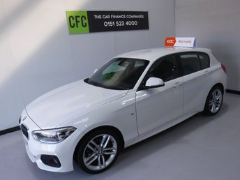 2015 BMW 1 SERIES 2.0 120D M SPORT 5d 188 BHP £12000.00