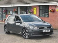 2013 VOLKSWAGEN GOLF 2.0 GT TDI BLUEMOTION TECHNOLOGY (SAT NAV) 5dr £7490.00