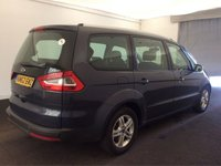 USED 2012 62 FORD GALAXY 2.0 ZETEC TDCI 5d 138 BHP ONE OWNER FULL DEALER HISTORY