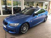 2013 BMW 3 SERIES 2.0 320D M SPORT 2d 181 BHP £12975.00