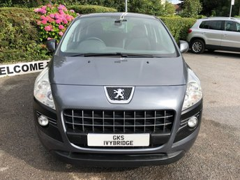 PEUGEOT 3008 at GKS Car Sales