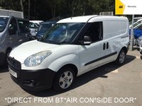 USED 2010 60 FIAT DOBLO 1.3 16V MULTIJET 90 BHP *DIRECT FROM BT*AIR CON*SIDE DOOR*