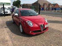 2015 ALFA ROMEO MITO 1.2 JTDM-2 JUNIOR 3d 85 BHP £5299.00