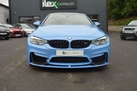 USED 2015 BMW M4 3.0 M4 2d AUTO 426 BHP