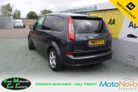 USED 2010 10 FORD C-MAX 1.6 ZETEC 5d 100 BHP PETROL GREY Genuine low mileage in excellent condition