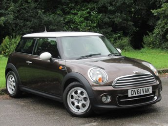2011 MINI HATCH COOPER 1.6 COOPER D 3d 112 BHP £4480.00