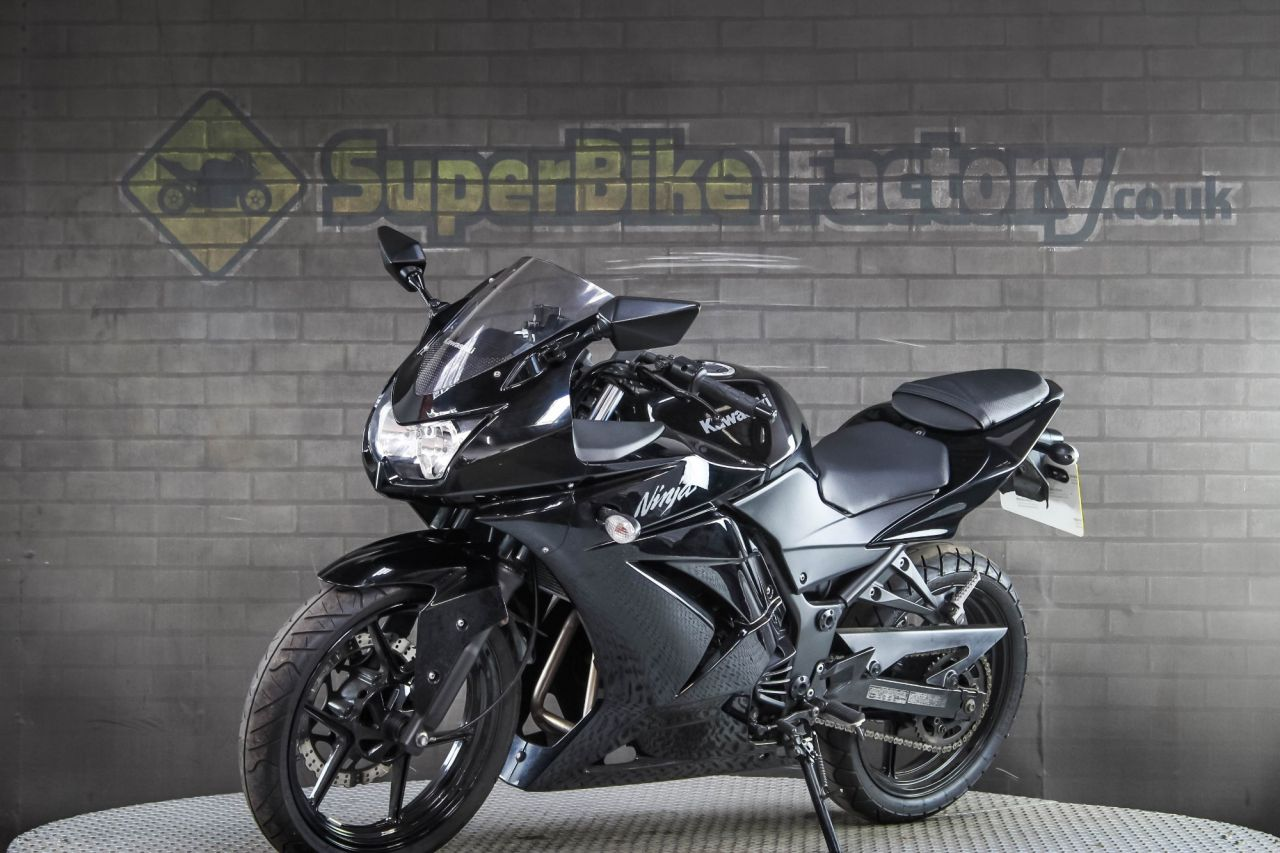 2012 Kawasaki Ninja 250 - All Types of Credit Accepted