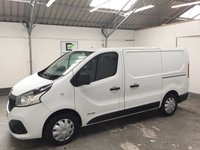 USED 2015 15 RENAULT TRAFIC 1.6 SL27 BUSINESS PLUS ENERGY DCI S/R P/V 1d 120 BHP