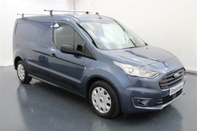 2018 68 FORD TRANSIT CONNECT 1.5 240 TREND TDCI  100 BHP  PANEL VAN  ***NO VAT***