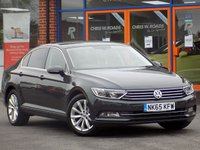 USED 2015 65 VOLKSWAGEN PASSAT 2.0 TDi SE Business 5dr **Stunning Economical Saloon**