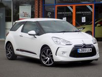 USED 2015 65 DS DS 3 1.2 Puretech DStyle Nav 3dr **Sat Nav + Low Miles**