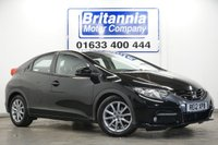 2012 HONDA CIVIC 1.8 I-VTEC ES 5 DOOR 140 BHP £5990.00