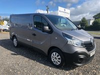 2016 RENAULT TRAFIC SL27 BUSINESS 1.6 DCI 115 SWB PANEL VAN £8495.00