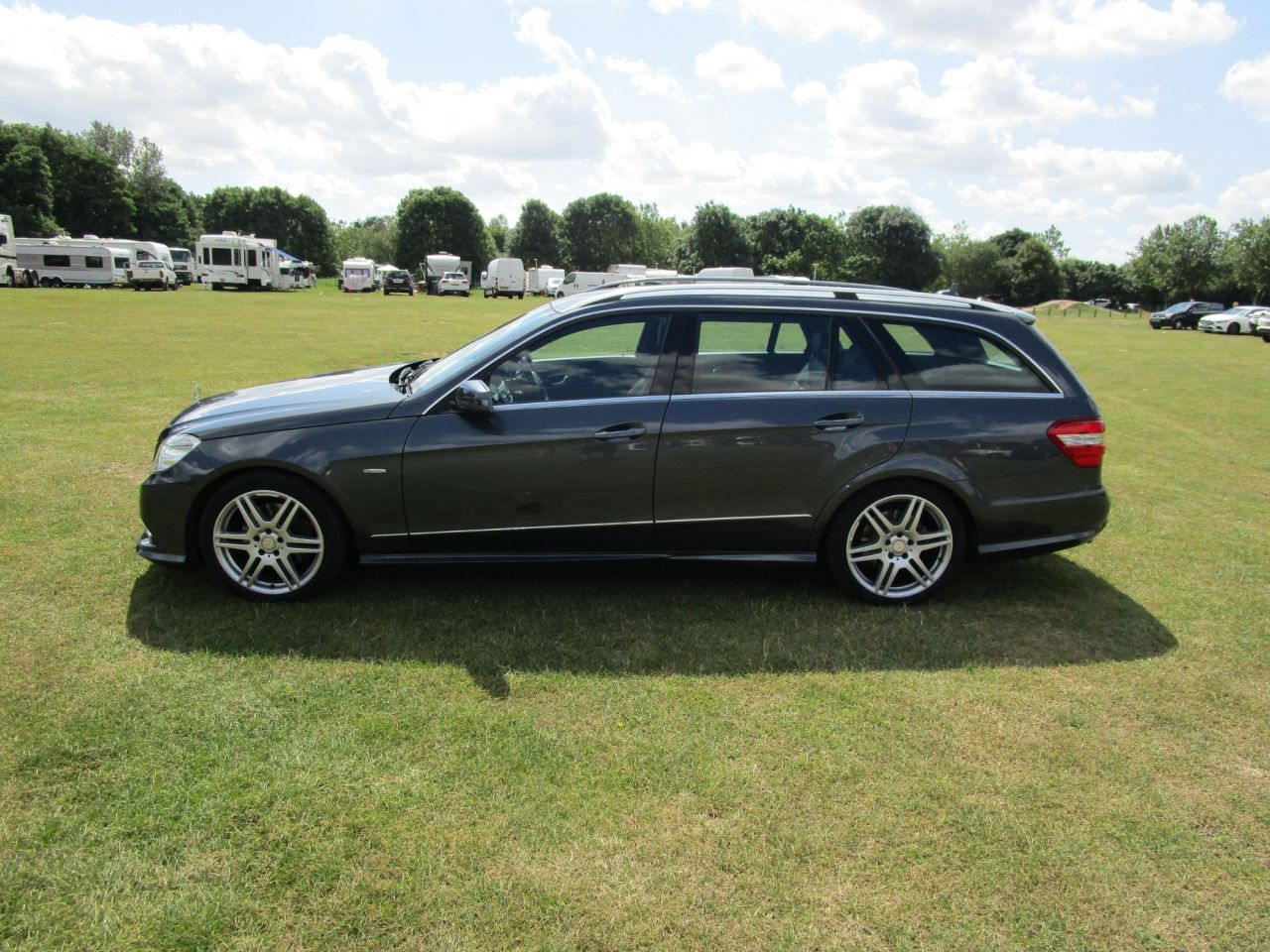 Mercedes-Benz E Class E350 CDI Blueefficiency Sport £9,995