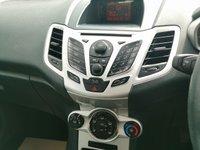 USED 2012 12 FORD FIESTA 1.2 ZETEC 3d 81 BHP