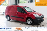 USED 2016 16 CITROEN BERLINGO 1.6 625 ENTERPRISE * FINISHED IN PASSION RED *