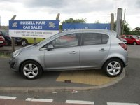 2013 VAUXHALL CORSA 1.2 SXI AC 5d 83 BHP £4495.00