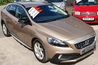 2014 VOLVO V40 1.6 D2 CROSS COUNTRY LUX 5d 113 BHP £9490.00