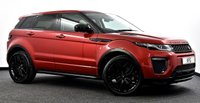 USED 2016 16 LAND ROVER RANGE ROVER EVOQUE 2.0 TD4 HSE Dynamic Lux Auto 4WD (s/s) 5dr Pan Roof, Black Pk, Camera, TV