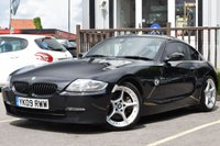 USED 2009 09 BMW Z4 3.0 Z4 SI COUPE 2d AUTO 265 BHP VERY RARE STUNNING Z4,  MUST BE SEEN!