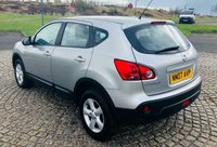 USED 2007 07 NISSAN QASHQAI 2.0 ACENTA DCI 2WD 5d MANUAL 147 BHP