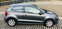 USED 2010 60 VOLKSWAGEN POLO 1.4 SE 85 3d MANUAL 85 BHP