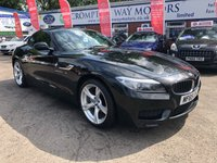 USED 2015 65 BMW Z4 2.0 Z4 SDRIVE20I M SPORT ROADSTER 2d 181 BHP 0%  FINANCE AVAILABLE ON THIS CAR PLEASE CALL 01204 393 181