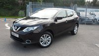 USED 2015 65 NISSAN QASHQAI 1.5 DCI ACENTA SMART VISION 5d 108 BHP JUST ARRIVED