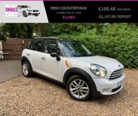 USED 2011 11 MINI COUNTRYMAN 1.6 COOPER (CHILI) 5d 122 BHP CHILI PACK HALF LEATHER INTERIOR BEST COLOUR FACTORY BLUETOOTH