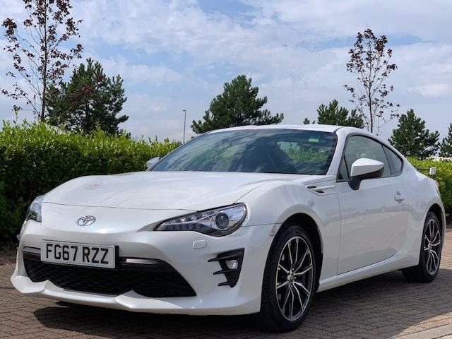 USED 2017 67 TOYOTA GT86 2.0 D-4S PRO 2d 197 BHP