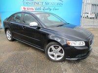 2011 VOLVO S40 2.0 S D R-DESIGN 4d 135 BHP £4989.00