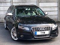 2009 AUDI S4 AVANT 3.0 S4 AVANT QUATTRO 5d AUTO 329 BHP £11995.00