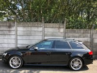 USED 2009 59 AUDI S4 AVANT 3.0 S4 AVANT QUATTRO 5d AUTO 329 BHP