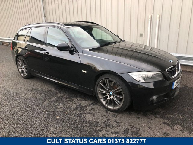 2011 11 BMW 3 SERIES 2.0 320D SPORT PLUS EDITION TOURING ESTATE 181 BHP