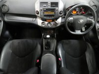 USED 2012 61 TOYOTA RAV4 2.2 XT-R D-4D 5d 150 BHP [4WD] TOWBAR PARK-SENSORS 7xSERVICES