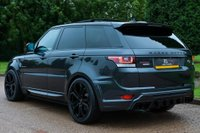 USED 2015 65 LAND ROVER RANGE ROVER SPORT 3.0 SD V6 Autobiography Dynamic 4X4 (s/s) 5dr HEAD UP DISPLAY+PAN ROOF+LUMMA