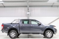 USED 2015 FORD RANGER 2.2 TDCi Limited Double Cab Pickup 4x4 4dr (EU5) AUTO - LEATHER - MOUNTAIN TOP