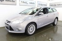 USED 2013 13 FORD FOCUS 2.0 TDCi Titanium X 5dr 2 OWNERS! GREAT VALUE!
