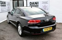 USED 2016 16 VOLKSWAGEN PASSAT 2.0 TDI BlueMotion Tech SE Business DSG (s/s) 4dr 1 OWNER*SATNAV*PARKING AID