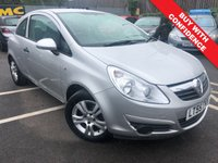 USED 2009 59 VAUXHALL CORSA 1.2 ACTIVE 3d AUTO 80 BHP AUTOMATIC + LOW MILEAGE